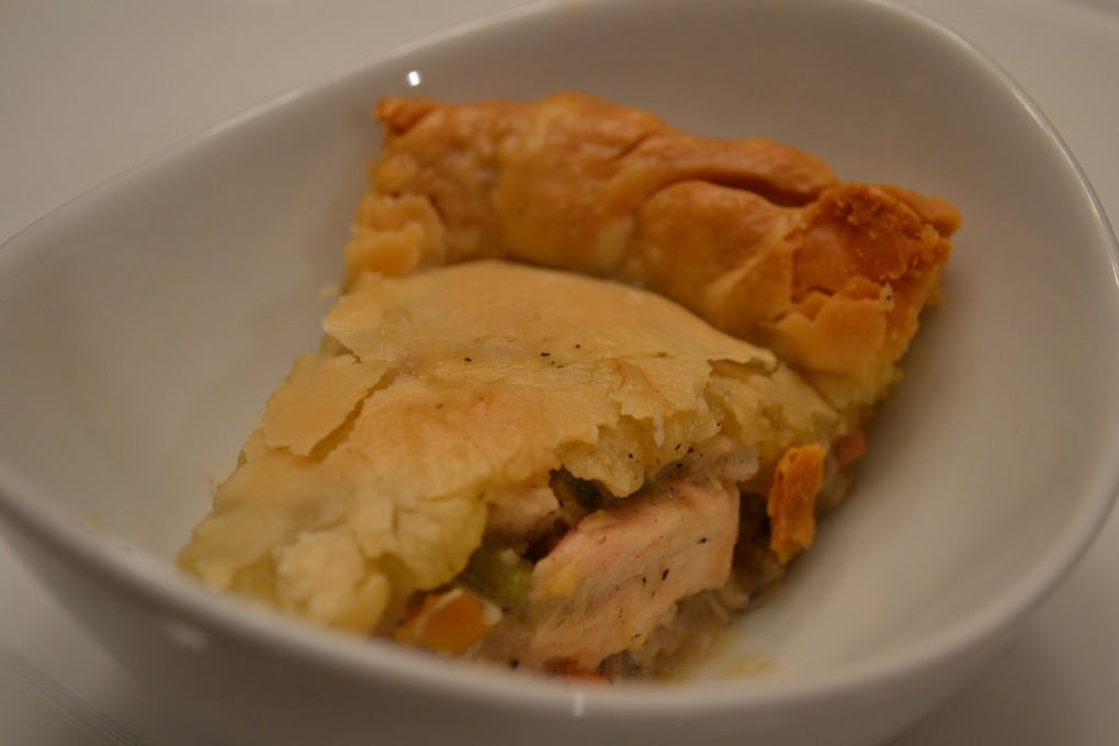 Flaky and Savory Turkey Pot Pie